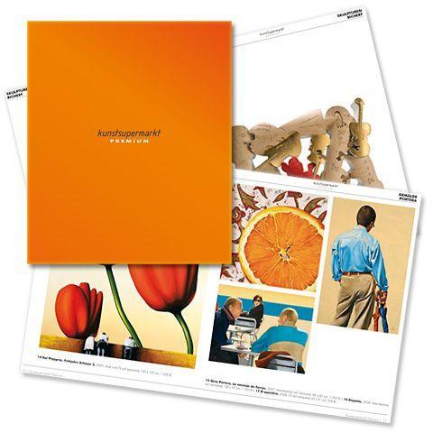 Katalog Kunstsupermarkt