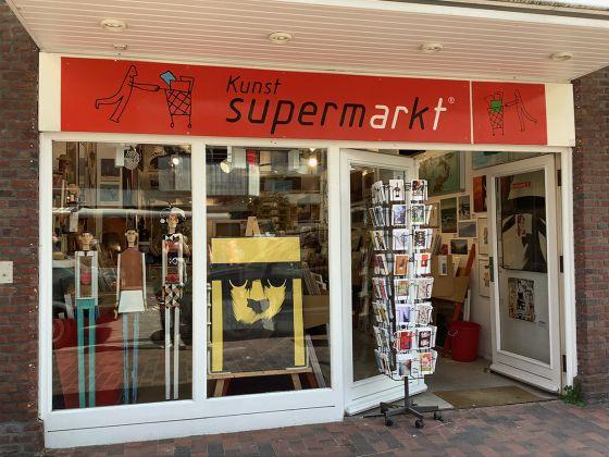 Sylt - der ganzjährige Kunstsupermarkt - wieder geöffnet mit 2000 neuen Werken!!!